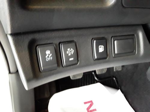 nissan frontier 2.3 xe cd 4x4 manual biturbo cadenero