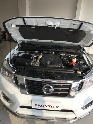 nissan frontier 2.3 xe cd 4x4 mt