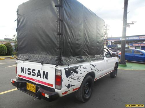 nissan frontier 2.4 4x2 mecanica