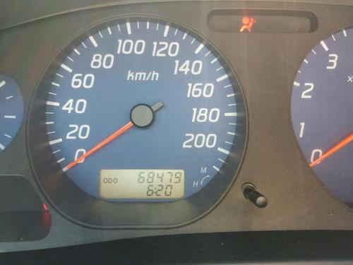 nissan frontier 2.4 nafta 4x2 año 2013. excelente estado!!!