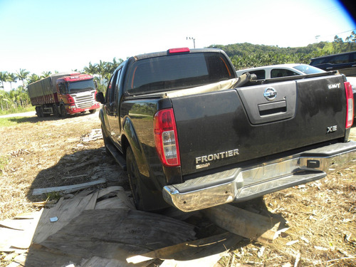 nissan frontier 2.5 2010/11 xe 4x2 manual