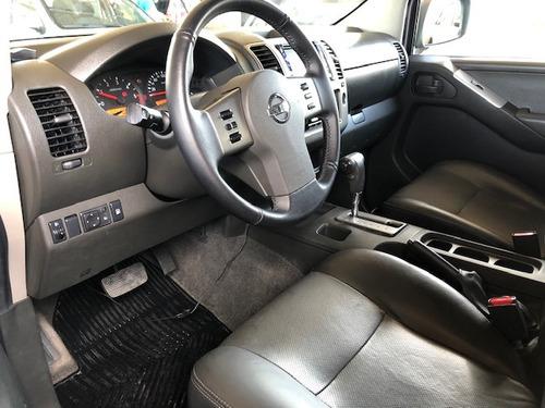 nissan frontier 2.5 2012 le attack cab. dupla aut. 157000km