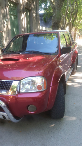 nissan frontier  2.5  ax di