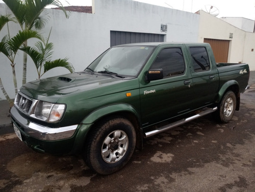 nissan frontier 2.5 cab. dupla 4p 2001