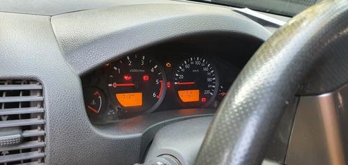 nissan frontier 2.5 le cab doble 4x4 2011