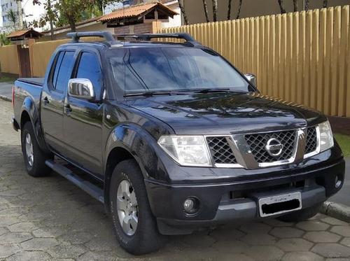 nissan frontier 2.5 le cab. dupla 4x4 aut. 4p 2011