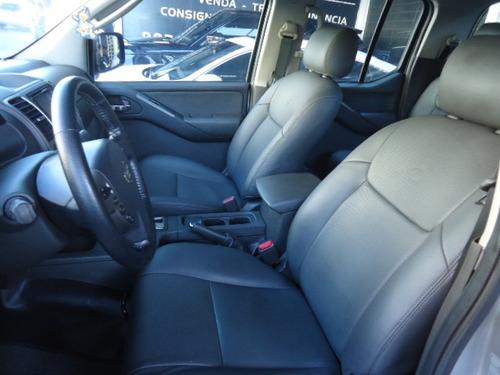 nissan frontier 2.5 platinum cab. dupla 4x4 aut. 4p