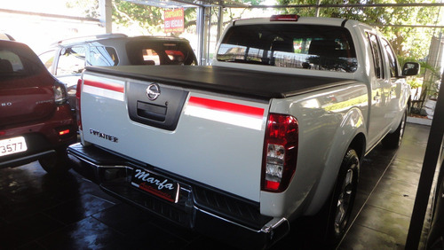 nissan frontier 2.5 s 4x2 cd turbo eletronic diesel 4p