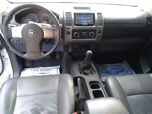 nissan frontier 2.5 s cab. dupla 4x4 4p 2015