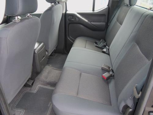 nissan frontier 2.5 s cab. dupla 4x4 4p