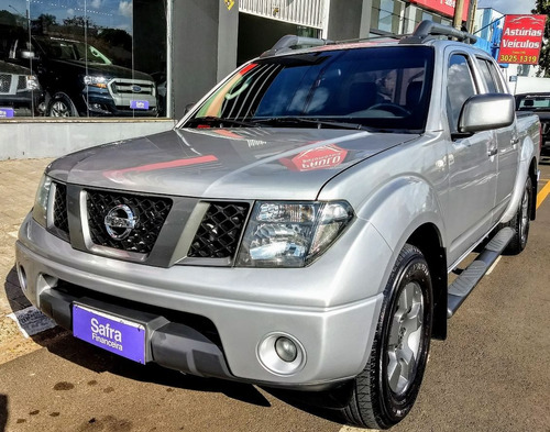 nissan frontier 2.5 se attack 4x2 cd turbo eletronic