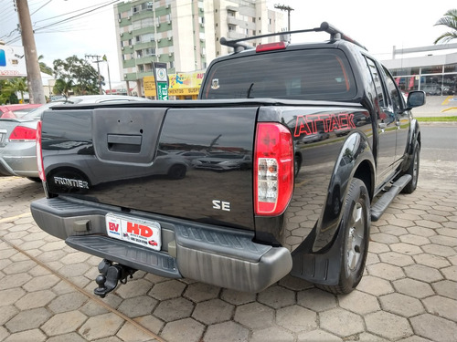 nissan frontier 2.5 se attack 4x4 cd turbo eletronic diesel