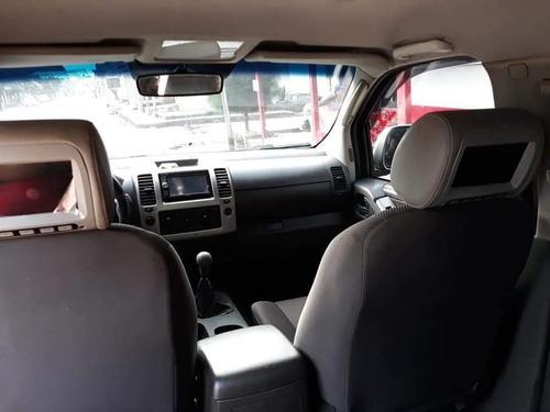nissan frontier 2.5 se attack cab. dupla 4x2 4p 2012