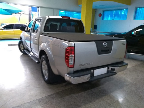 nissan frontier 2.5 se attack cab. dupla 4x2 4p manual