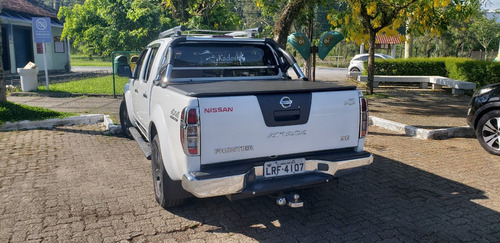 nissan frontier 2.5 se attack cab. dupla 4x4 4p