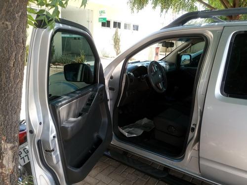 nissan frontier 2.5 se cab. dupla 4x4 4p 2012
