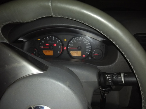 nissan frontier 2.5 sel cab. dupla 4x4 4p 2008