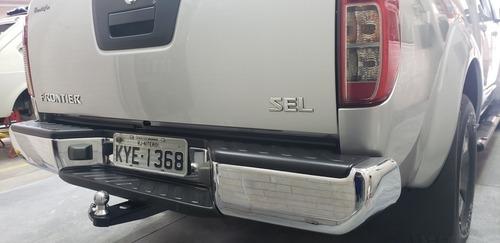 nissan frontier 2.5 sel cab. dupla 4x4 aut. 4p 2008