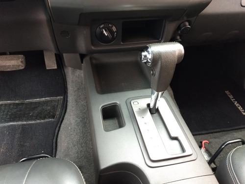 nissan frontier 2.5 sl cab. dupla 4x4 aut. 4p 2015