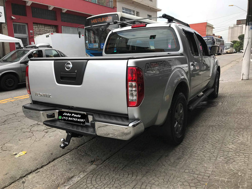 nissan frontier 2.5 sv attack 10 anos 4x2 cd turbo