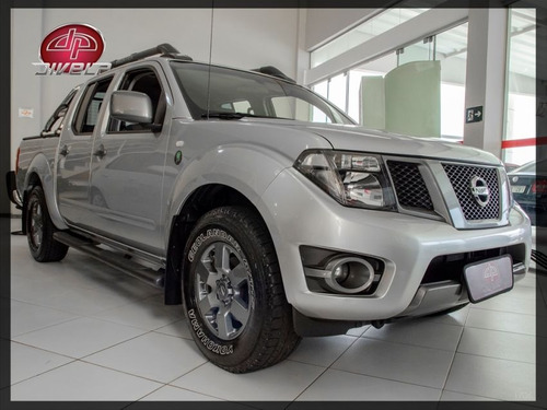 nissan frontier 2.5 sv attack 4x2 2013
