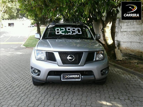 nissan frontier 2.5 sv attack 4x2 cd turbo eletronic