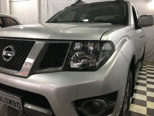nissan frontier 2.5 sv attack 4x2 cd turbo eletronic diesel