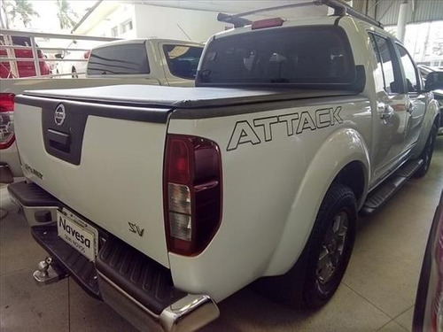 nissan frontier 2.5 sv attack 4x4 cd turbo el
