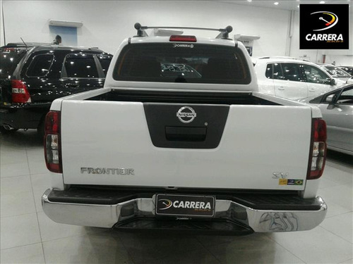 nissan frontier 2.5 sv attack 4x4 cd turbo eletronic