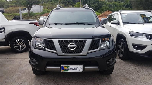 nissan frontier 2.5 sv attack 4x4 cd turbo eletronic a