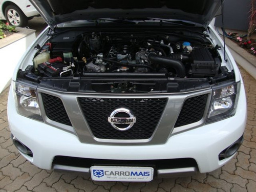 nissan frontier 2.5 sv attack 4x4 cd turbo eletronic diesel