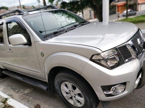 nissan frontier 2.5 sv attack cab. dupla 4x2 4p 2013