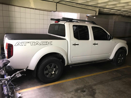 nissan frontier 2.5 sv attack cab. dupla 4x4 aut. 4p 2016
