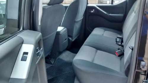 nissan frontier 2.5 sv attack cab. dupla 4x4 aut. 4p