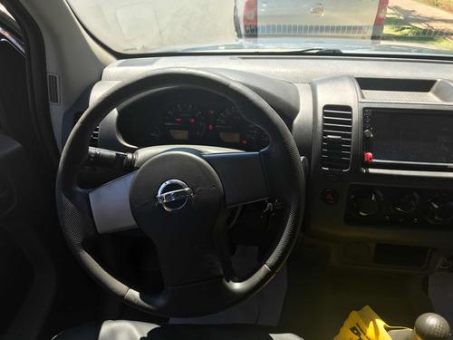 nissan frontier 2.5 xe cab. dupla 4x2 4p 2011