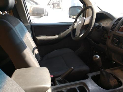 nissan frontier 2.5 xe cab. dupla 4x2 4p 2013