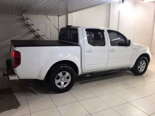 nissan frontier 2.5 xe cab. dupla 4x4 4p 2010