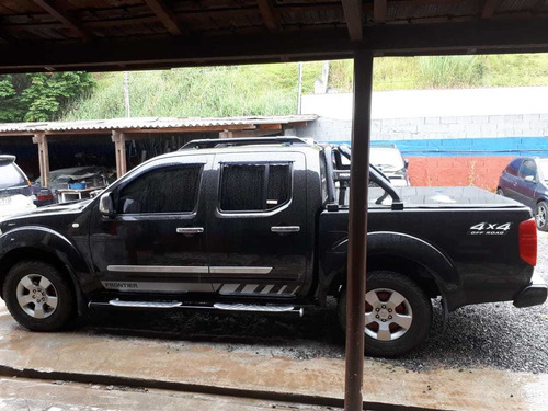 nissan frontier 2.5 xe cab. dupla 4x4 4p 2011