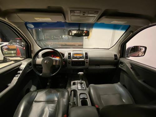 nissan frontier 2.5 xe cab. dupla 4x4 4p 2011