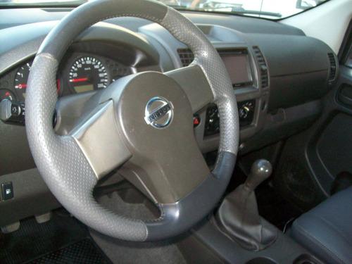 nissan frontier 2.5 xe cab. dupla 4x4 4p 2012.