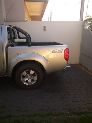 nissan frontier 2.5 xe cab. dupla 4x4 4p 2012