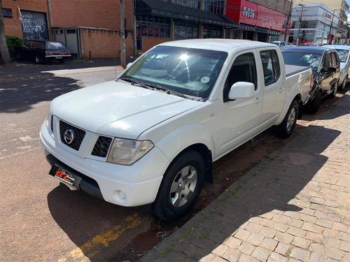 nissan frontier 2.5 xe cab. dupla 4x4 4p 2013