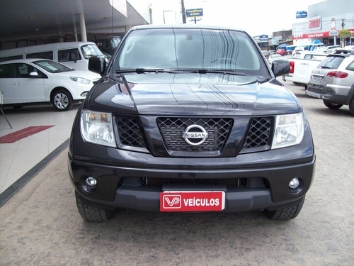 nissan frontier 2.5 xe cab. dupla 4x4 4p 2013.