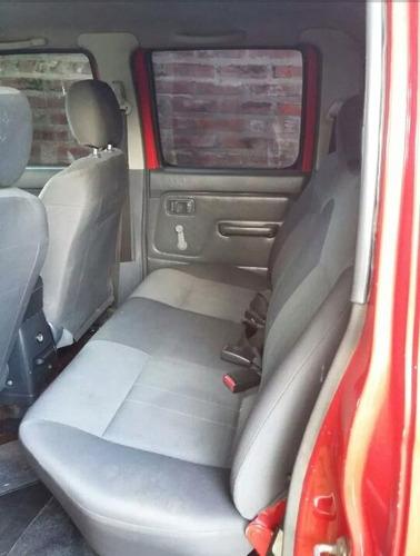 nissan frontier 2.8 d/c 4x4 xe 2004