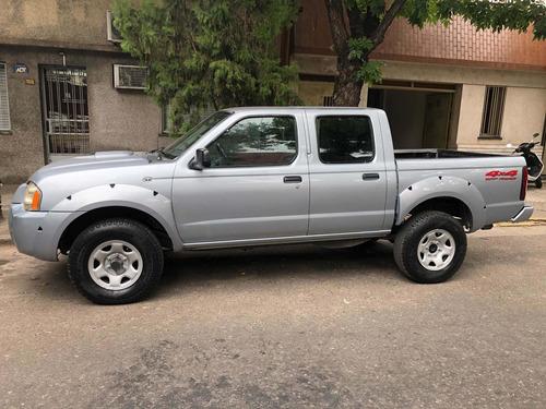 nissan frontier 2.8 d/c 4x4 xe 2005