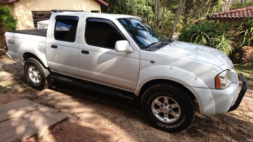 nissan frontier 2.8 strike cab. dupla 4x4 4p 2004