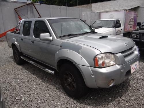 nissan frontier 2.8 xe 4x2 cd turbo eletronic diesel 4p