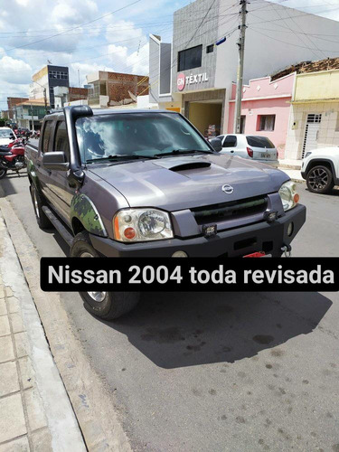 nissan frontier 2.8 xe cab. dupla 4x2 4p 2004