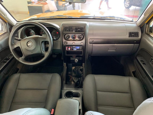 nissan frontier 2.8 xe cab. dupla 4x2 4p 2006