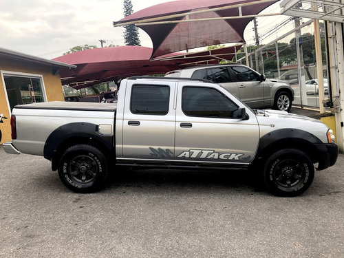 nissan frontier 2.8 xe cab. dupla 4x2 4p